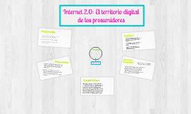 Internet 2.0 y prosumidores