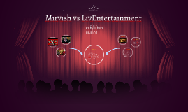 Mirvish vs LivEntertainment