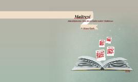 Maitreyi - Eliade