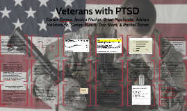 Veterans with PTSD