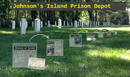 Johnsons Island Prison Depot