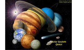 Solar System Quest