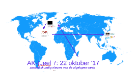 7 AK-tueel 22 oktober 2017
