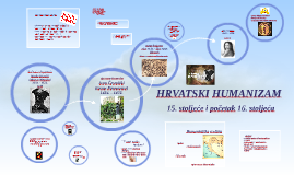 Copy of HRVATSKI HUMANIZAM