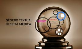 Copy of GÊNERO TEXTUAL: RECEITA MÉDICA