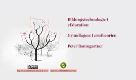 Bildungstechnologie I
