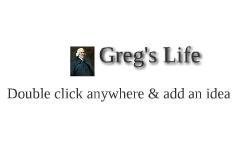 greg's life
