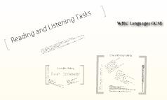 WJEC Languages GCSE