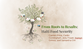 Copy of From Roots to Results: Haiti Food Security