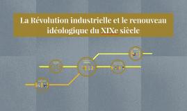 La Révolution industrielle et le renouveau idéologique du XI