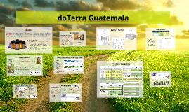 Copy of doTerra Guatemala