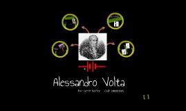 Alejandro Volta