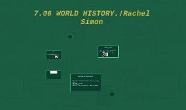 7.06 WORLD HISTORY.!