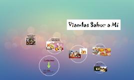 Copy of Sabor a Mí