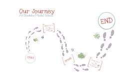Internship presentation timeline