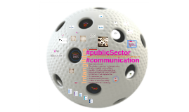 Public sector communication in the new environment