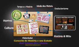 Conceito de História e seu Estudo