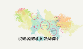 Copy of Choosing Your Major!