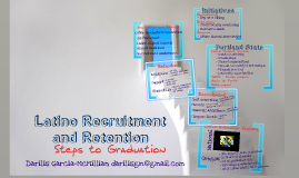 Recruitment and Retention PSU
