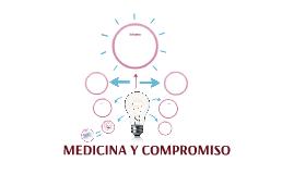 MEDICINA Y COMPROMISO