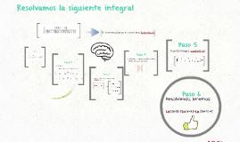 Integral Calculo