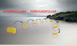 Copy of Copy of APRENDIZAJES FUNDAMENTALES