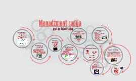 Radijsko novinarstvo (VIII)
