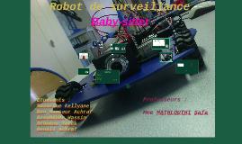 Copy of Robot de surveillance