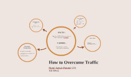 How To Overcome Traffic