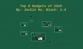 Top 8 Gadgets of 2015