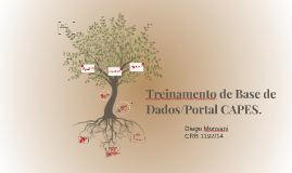 Treinamento de Base de Dados/Portal CAPES.