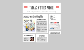Tarmac Writers' Primer