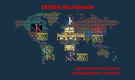 SKEMA WORLDWIDE - INTERNATIONAL OFFICE