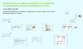 IMPLEMENTING CLIL THROUGH COOPERATIVE LEARNING:AN ACTION-RSE