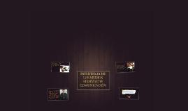 Copy of INFLUENCIA DE LOS MEDIOS MASIVOS DE COMUNICACIÓN