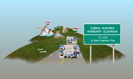 World Tour ~ Czech, Austria, Hungary & Slovakia