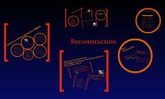 Reconstructiontitle