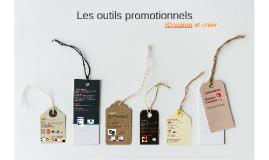 Les outils promotionnels