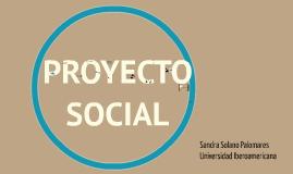 PROPUESTA DE SERVICIO SOCIAL