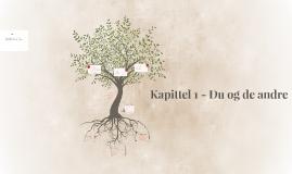 Copy of Kapittel 1 - Du og de andre