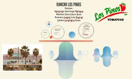 RANCHO LOS PINOS