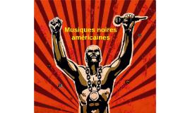 Musiques noires américaines