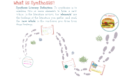What is Synthesis? (copy/revised)