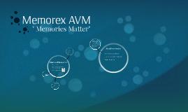 Memorex AVM