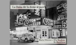 La lluita de la dona al jazz