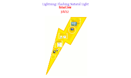Lightning: Flashling natural light
