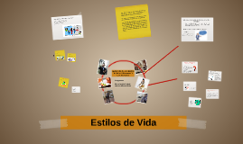 Copy of Estilos de Vida