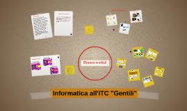 "Copy of Informatica all'ITC ""Gentili"""