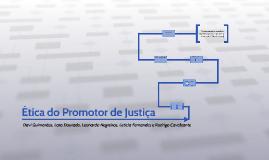 Ética do Promotor de Justiça