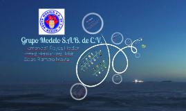 Copy of Grupo Modelo